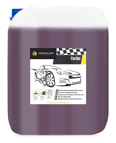 Detergenți spălătorii auto self service
