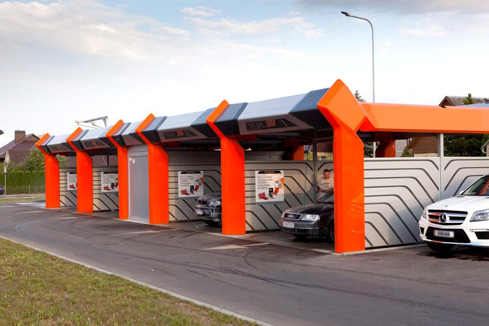 proiect spalatorie auto self service